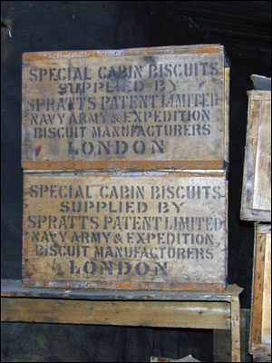 Discovery Hut: Special Cabin Biscuits