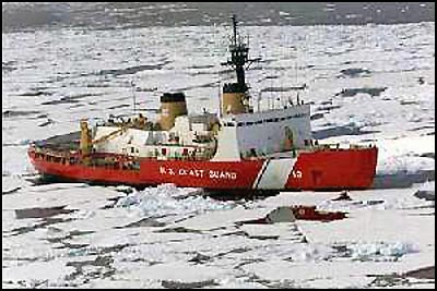 United States Coast Guard icebreaker Polar Star