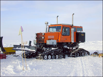 The Tucker Sno Cat